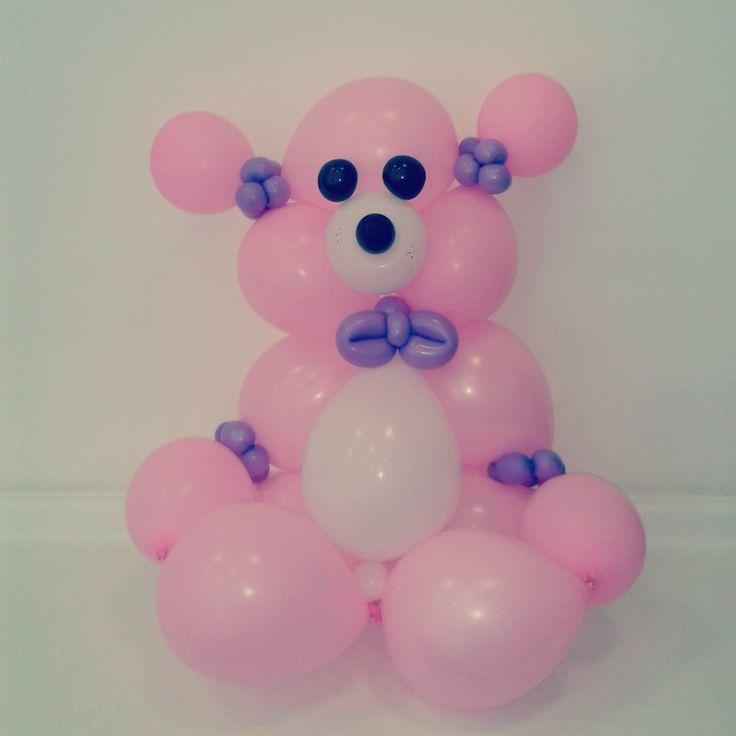 Globos , oso gigante