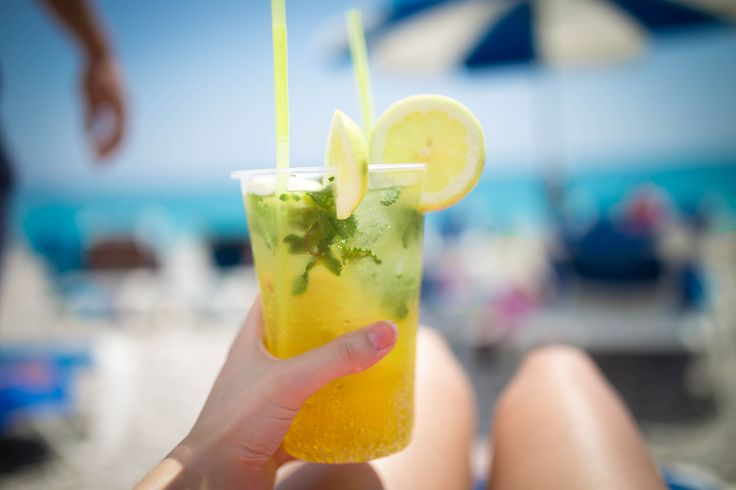 Sometimes all you need is a mojito!