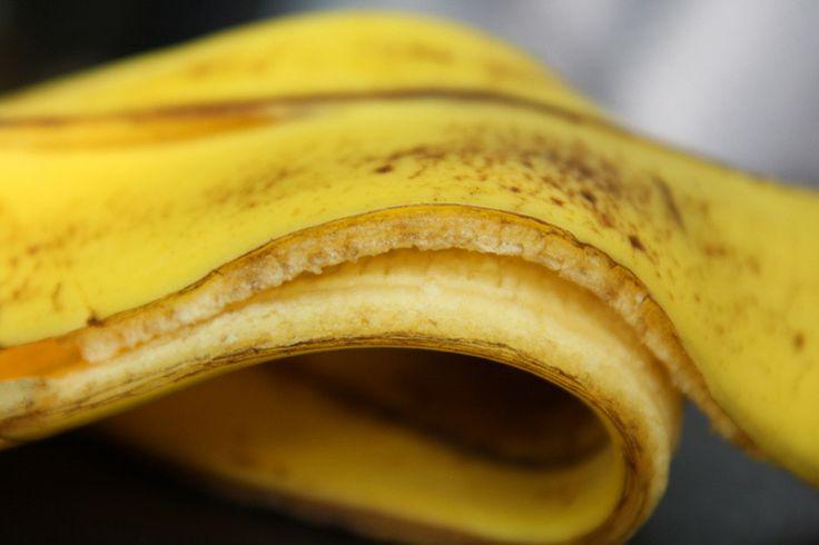 pelure banane