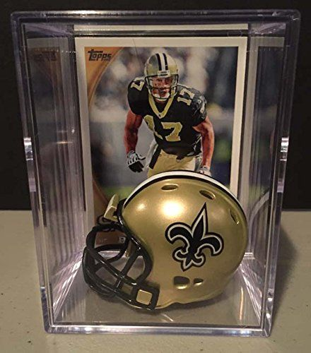 Robert Meachem New Orleans Saints Helmets