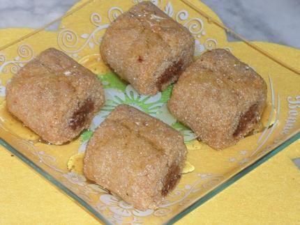 recette Makrout (ou Makroud) au four