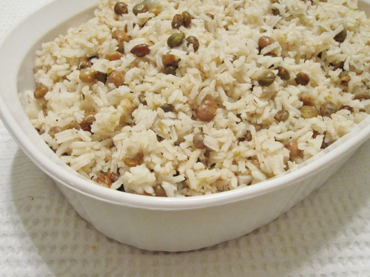 rice and peas arroz con g and ules rice and pigeon peas jamaican
