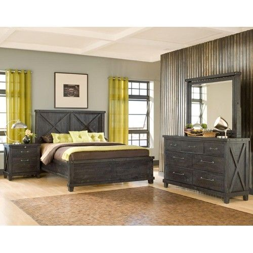modus furniture yosemite bedroom set bed and bedroom