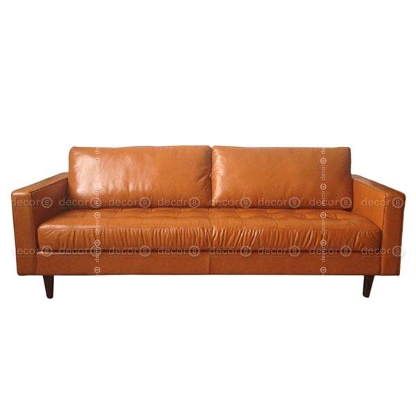 Contemporary European Style Designer Sofa Hong Kong - Decor8 Smithson Contemporary Leather Sofa - Luxury Leather Sofa Sale Hong Kong