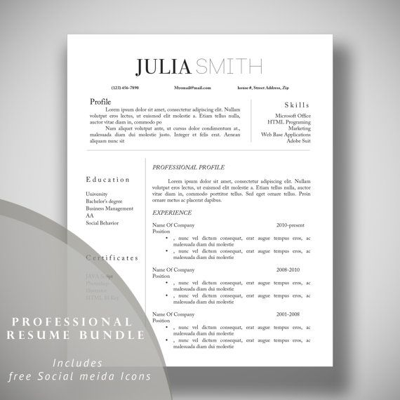 17 best images about resume on pinterest functional