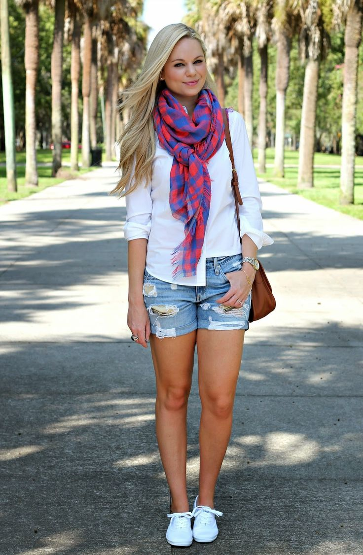 Red Keds Shoes Outfit