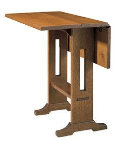 How To Build A Classic Shaker Style Drop Leaf Table   Google Search