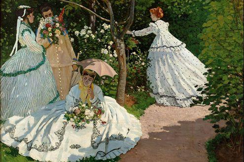 De Paris para Nova York: O Impressionismo e a Moda