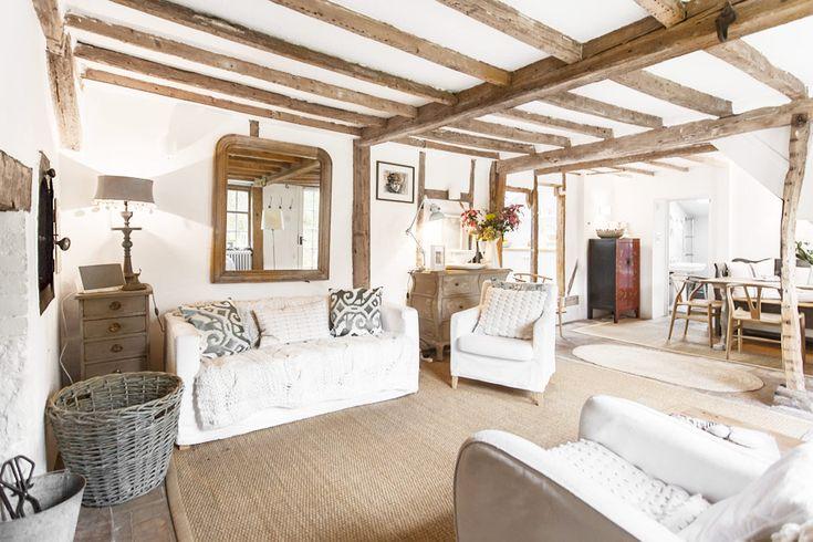 Vicky's Home: Casa de campo del siglo 17 / Cottage of the 17th century