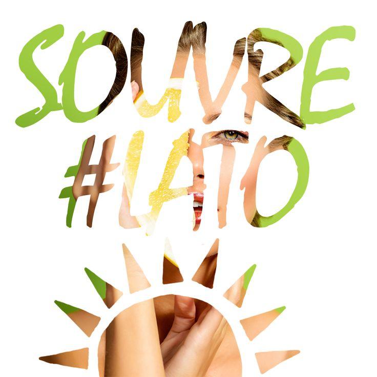 Witamy lato pełni pozytywnej energii i kreatywnych pomysłów! Dziś rozpoczyna się nasz czas :)