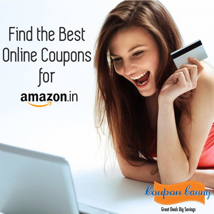 Look good feel great by shopping online and availing discounts with our online coupons!  Checkout our coupons for @Amazon!  #HappyShopping visit: http://www.couponcanny.in/amazon.in-coupons/