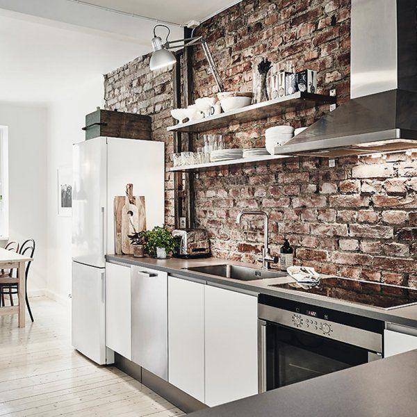 Quel intérieur pour ma cuisine industrielle? - Marie Claire Maison