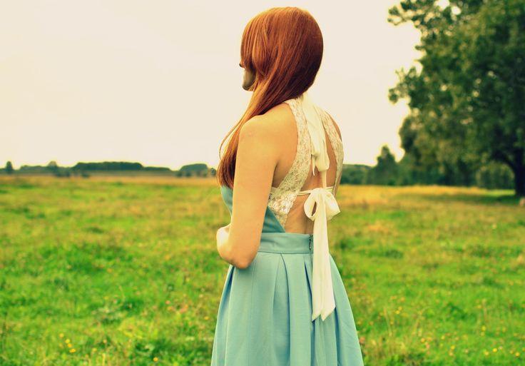 Sukienka DARING marki Cocomero.