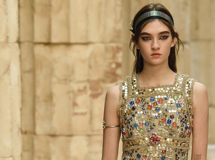 CHANEL CRUISE 2018 - RESORT 2018 - SPRING-SUMMER 2018 - COLLECTIONS - ALL ABOUT FASHION