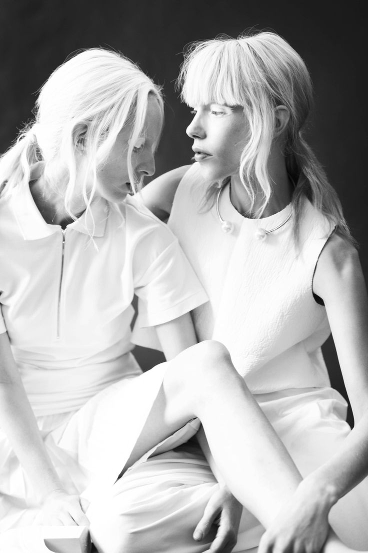 bitemagazine:  View WHITE ON WHITE by Emma Pilkington in full