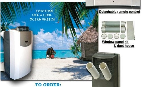 Portable Airconditioner 12,000 Cooling and Heating $499
