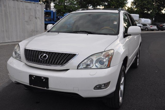 Crystal White 2004 Lexus RX 330 4dr SUV AWD Peabody Massachusetts