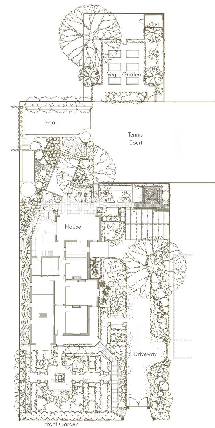 Design for Unley Park Residence, South Australia Hand