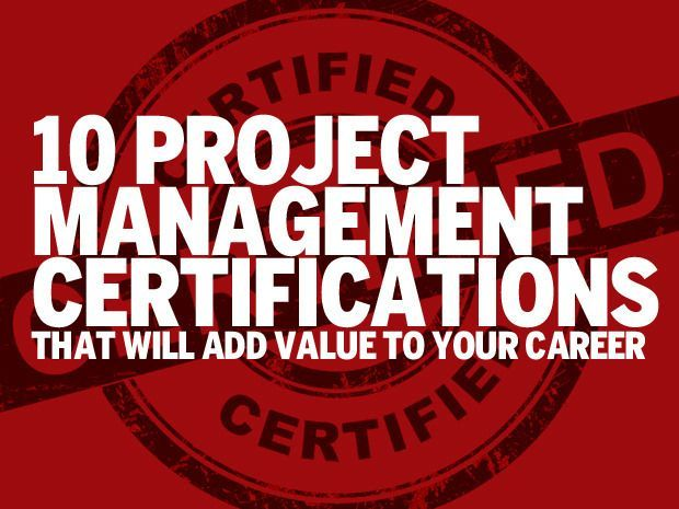 Top 10 project management certifications - CIO.com #Careers #ITcareers #ProjectManagement
