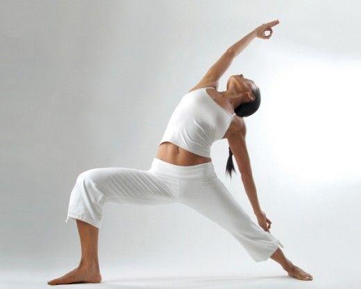 Пять упражнений йоги для повышения сексуальности