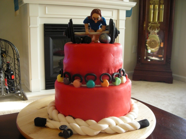 fitness themed wedding cake topper 1000 images about theme cakes on 14303