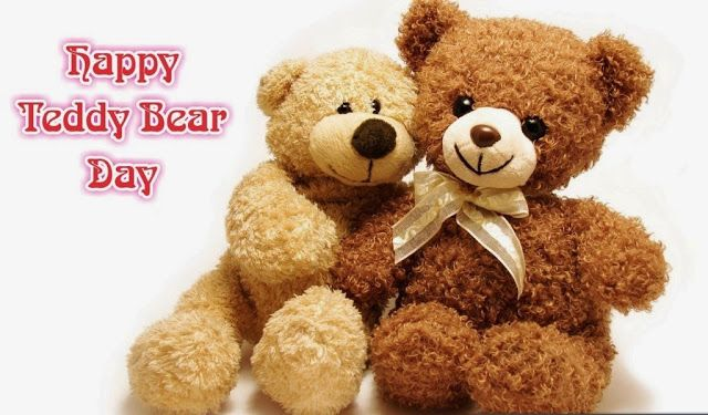 Happy Teddy Day 2017 HD Wallpapers