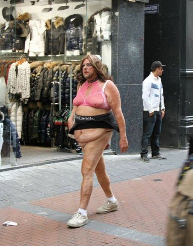 10 People Who Are The Best Examples Of Fashion Fails