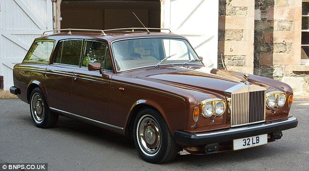 1980s Rolls-Royce Silver Shadow, owned by the late John Entwistle