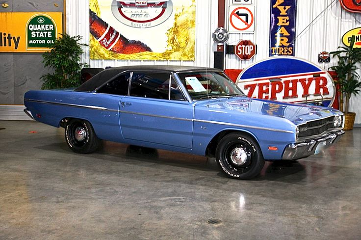 1969 Dodge Dart Maintenance/restoration of old/vintage vehicles: the material for new cogs/casters/gears/pads could be cast polyamide which I (Cast polyamide) can produce. My contact: tatjana.alic@windowslive.com