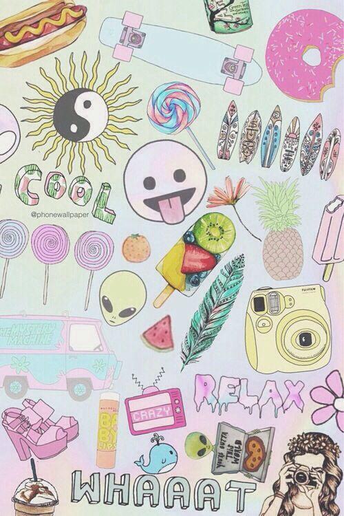 friends collage wallpaper - photo #34