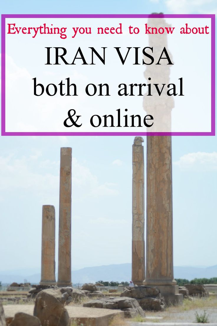 How To Get Iran Visa Forms To Fill In, Travel Insurance, Passport Photos