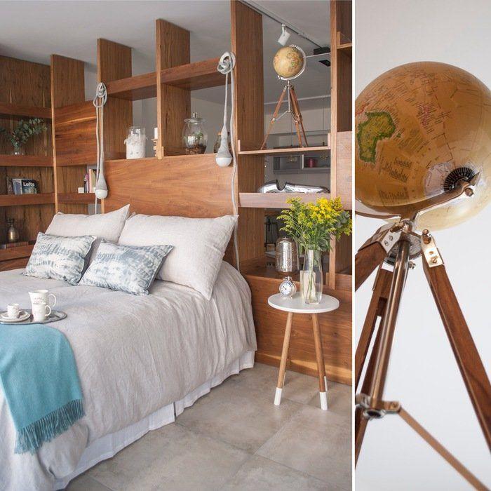 Monoambiente - Dormitorio