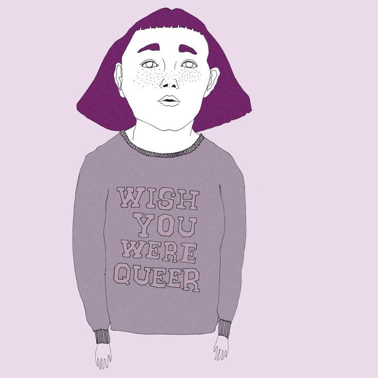 #femserier #queer
