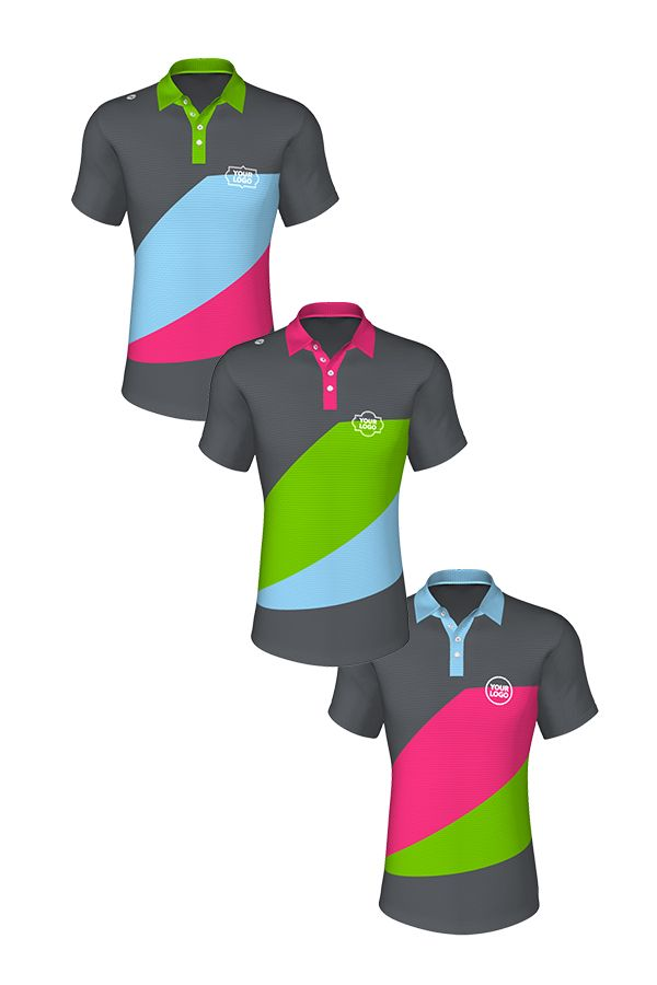 With End Of Financial Year Just Around The Corner Now Is The Perfect Time To Get Your Team Looking Fancy I Custom Polo Shirts Polo Shirt Design Custom Clothes