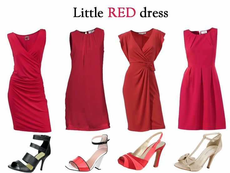Little red dress!