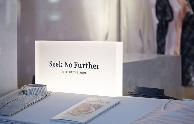 Seek No Further / London Design Journal