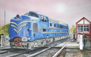 The English Electric Deltic