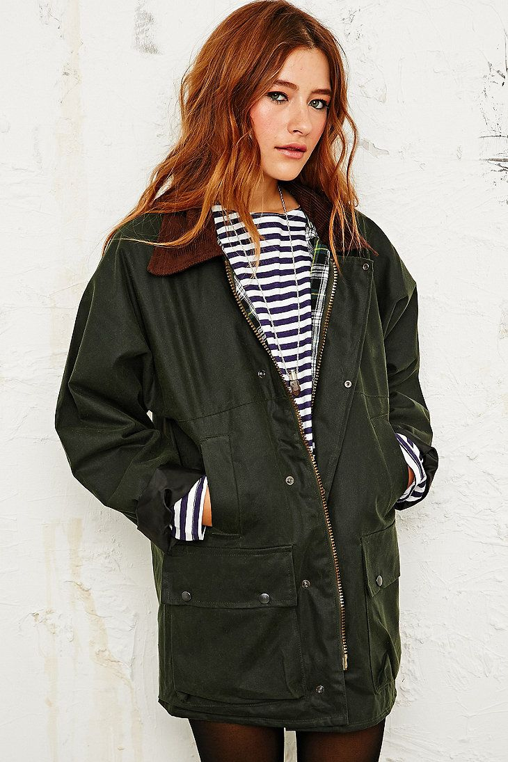 17 Best ideas about Wax Jackets on Pinterest | Barbour, Barbour ...