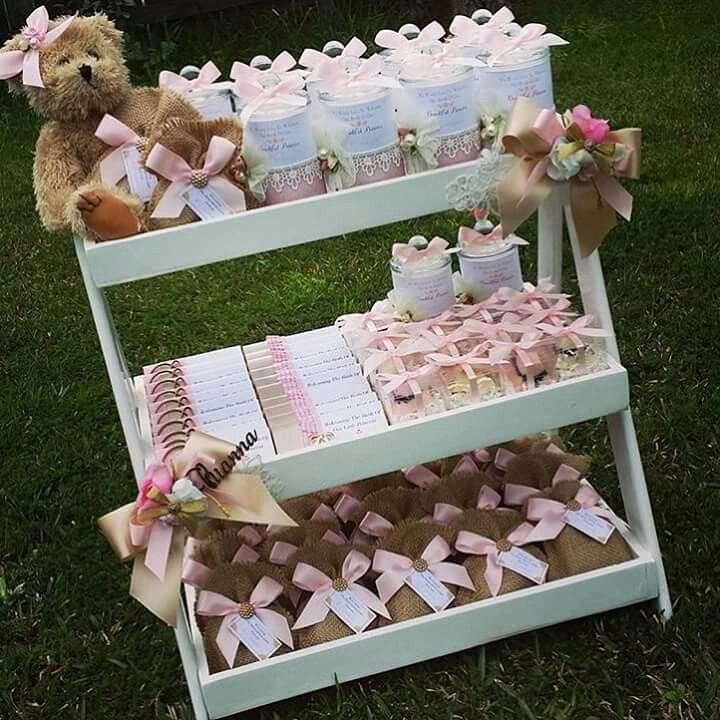 Baby shower for a girl inspiration | party decorating ideas | pink white