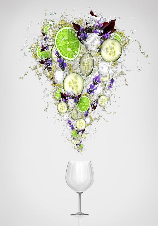 Spritzer on Behance