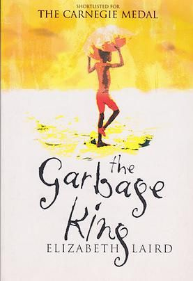 The Garbage King by Elizabeth Laird; illustrated by Yosef Kebede (F LA)