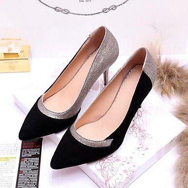 sapatas das mulheres sapatos de salto stiletto pontudas toe mais cores disponíveis - EUR € 47.99