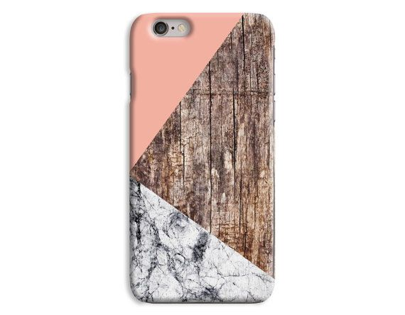 Hipster Marble Wooden iPhone 6 Case Marble iPhone 5 by Casehype
