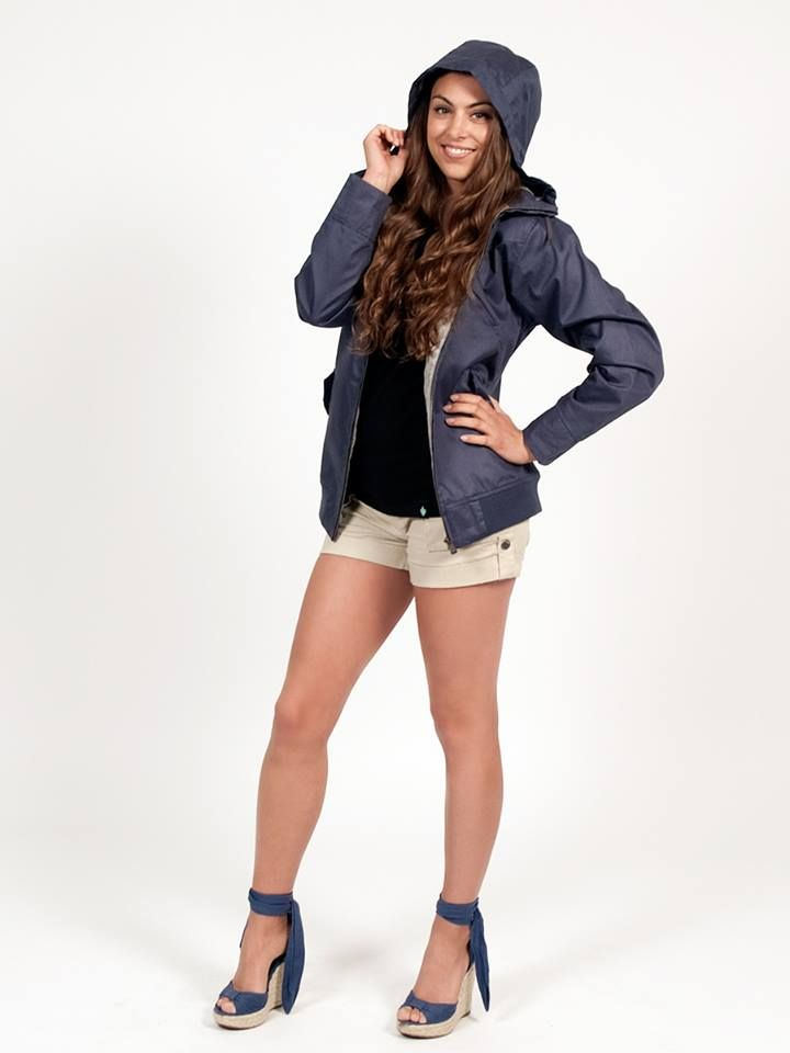 Ldies summer jacket and ladies shorts- SS 2013 HHL collection