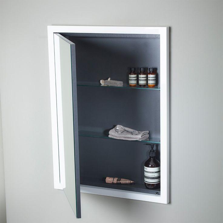 Roper Rhodes Scheme 640mm Recessed Cabinet (For Stud Walls)