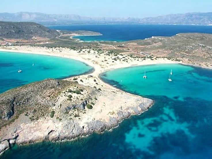 ELAFONISOS ISLAND-SIMOS BEACH