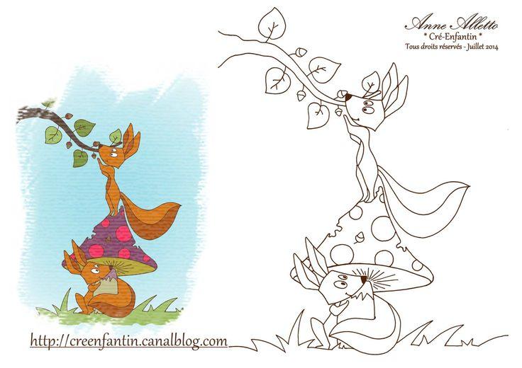 Woodland #02 - Créations pour enfants et +