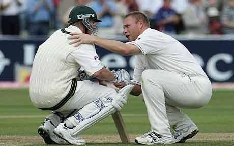 Cricket - One of the most heart breaking moments as an Australian, seeing Brett Lee fall short from a questionable decision after a spectacular inning when all hope seemed lost.