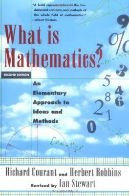 What Is Mathematics? An Elementary Approach to Ideas and Methods:Amazon:Books Must read
