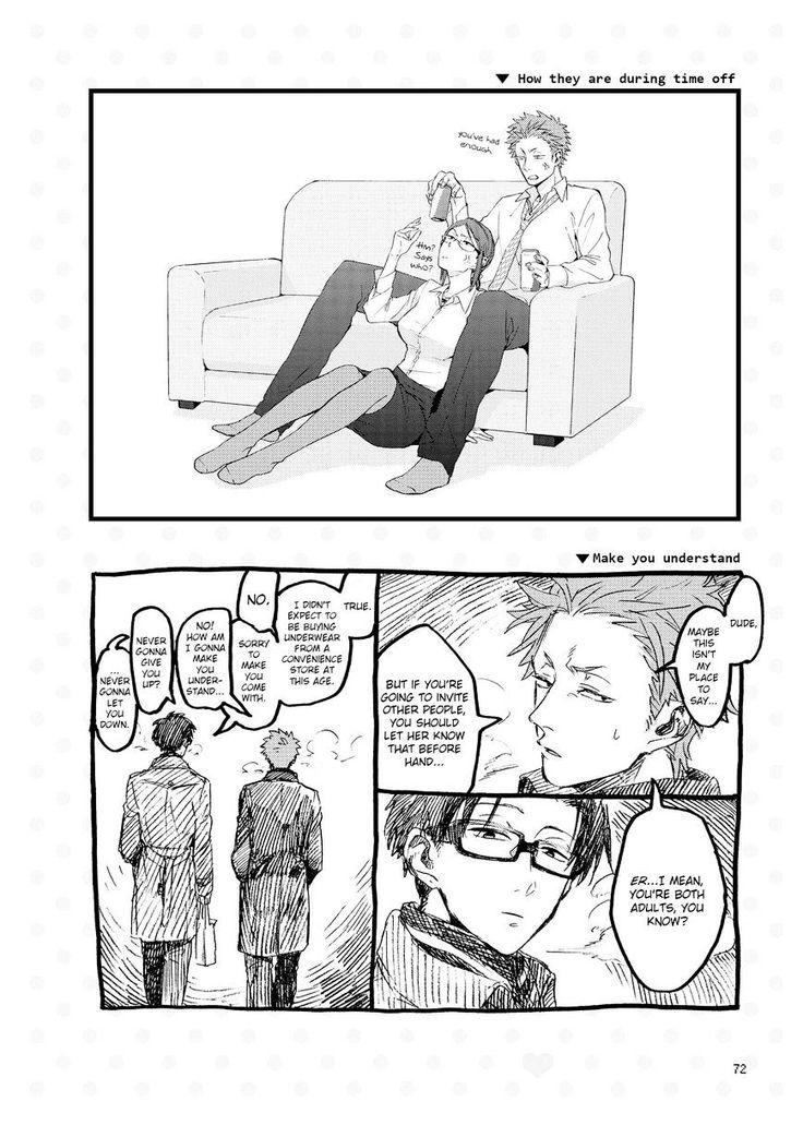 Wotaku ni Koi wa Muzukashii Koi, Manga, Mangas
